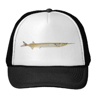 Fish - Garfish - Hyporhamphus intermedius Trucker Hat