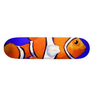 Fish Gold Vero Beach 2010 jGibney The MUSEUM Skate Deck