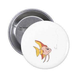 Fish Hook Buttons