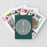 Fish Hook Poker Deck