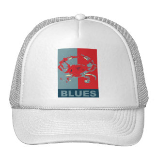 Fish Icons Collection Mesh Hat