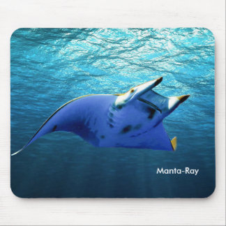 Fish Image for Mouse-pad Mouse Pad