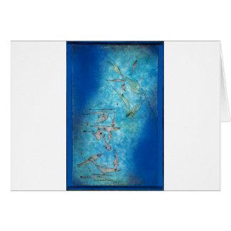 Fish Image - Paul Klee Greeting Cards
