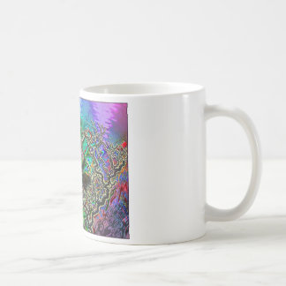 Fish in a Coral Reef - Fantasy Coffee Mugs