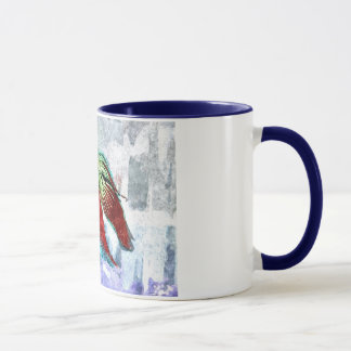 Fish in Aquarium Mug