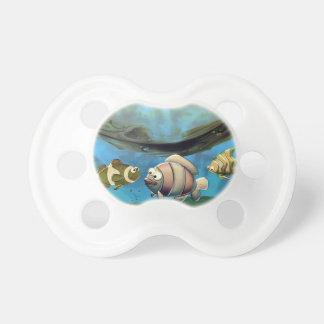 Fish in Ocean Pacifier