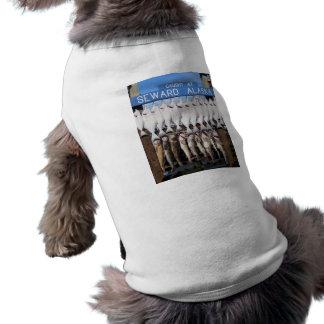 Fish in Seward, Alaska Doggie T-shirt