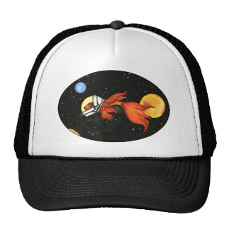Fish In Space Hat