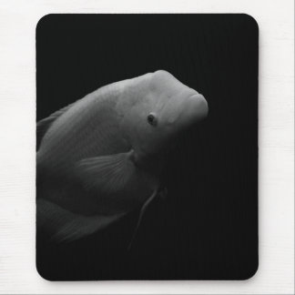 Fish in Tank Mouse Pad