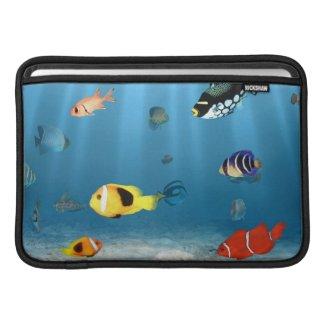 Fish In The Ocean Laptop Sleeves