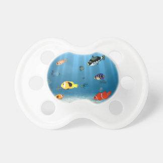 Fish In The Ocean Pacifier