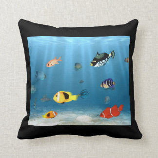 Fish In The Ocean Pillows