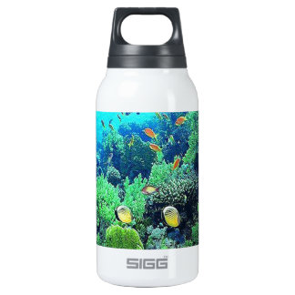 Fish in the Ocean SIGG Thermo 0.3L Insulated Bottle
