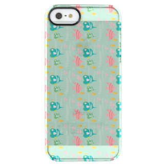 Fish in the Sea Clear iPhone SE/5/5s Case