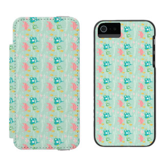 Fish in the Sea iPhone SE/5/5s Wallet Case