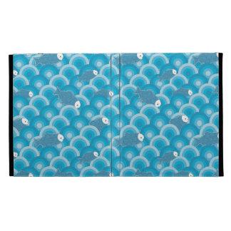 Fish iPad Folio Cover