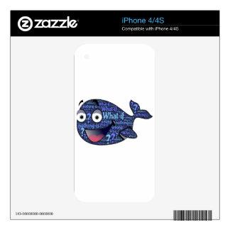 Fish iPhone 4 Skins