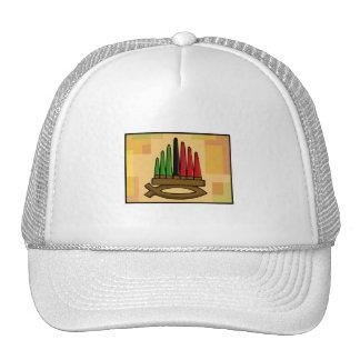 Fish Kinara Hats
