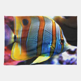 Fish Towels