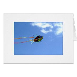 Fish Kite Card