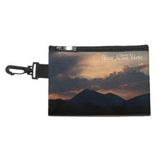 Fish Lake Sunset Customizable Accessory Bag