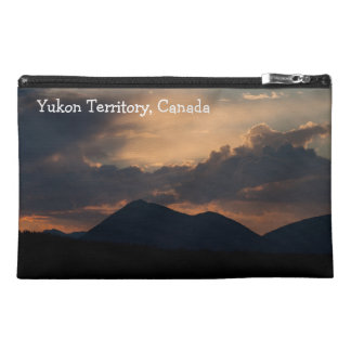Fish Lake Sunset Yukon Territory Souvenir Travel Accessories Bags