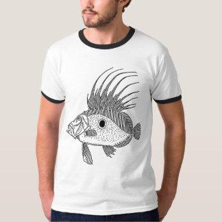 FISH (LINE DRAWING) T-Shirt
