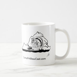 Fish Logo Coffee Cup Mugs