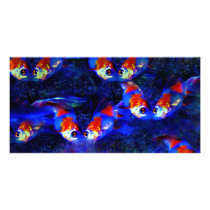 Fish Love Card