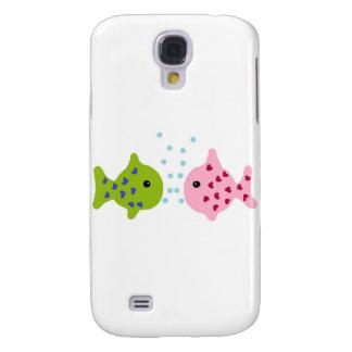 Fish Love Galaxy S4 Cases
