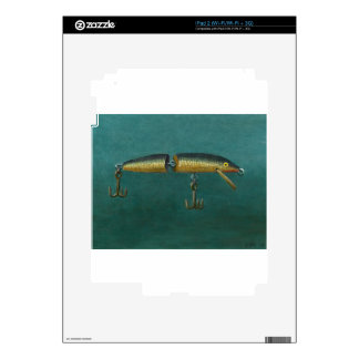 Fish Lure Skin For The iPad 2