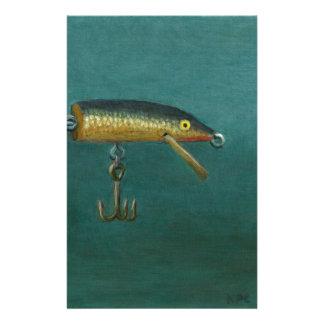 Fish Lure Stationery
