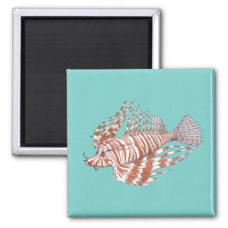 Fish Manchu Magnet