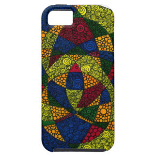 Fish Mandala iPhone SE/5/5s Case
