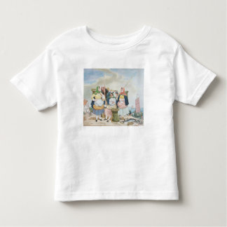 Fish Market by the Sea, c.1860 (oil on canvas) Toddler T-shirt