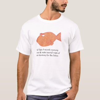 Fish Memory Spans T-Shirt