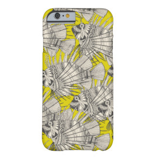 fish mirage chartreuse barely there iPhone 6 case