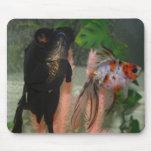 fish mouse mat