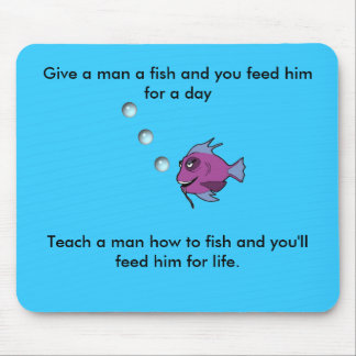 Fish Mouse Pads