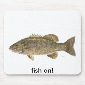fish mousepad