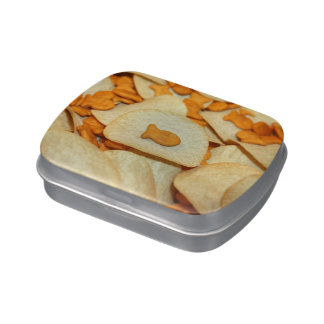 Fish 'N Chips Jelly Belly Tin