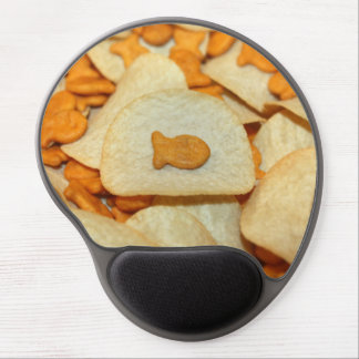 Fish 'N Chips Gel Mouse Pad