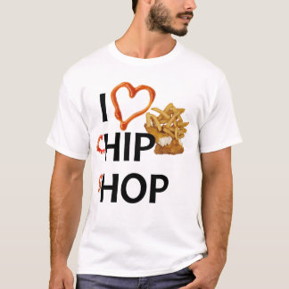 Fish 'n' Chips - Hip Hop T-Shirt