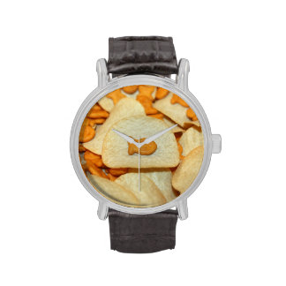 Fish 'N Chips Wrist Watches