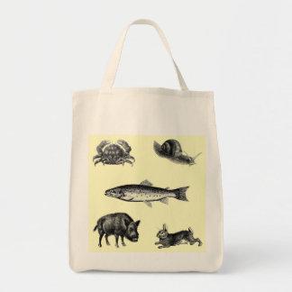 Fish N Game Canvas Bag