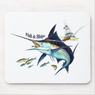 fish n ships mouse pad