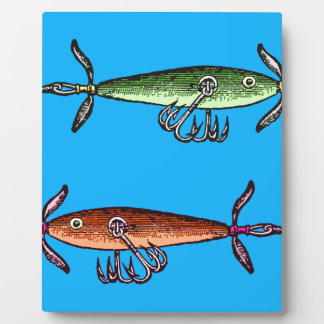 Fish N time Photo Plaques