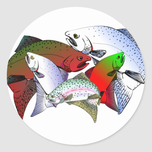 FISH_OF_COLOR STICKERS
