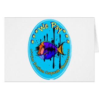 Fish Oil Card