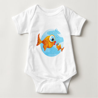 FISH - Olive & Pickle :: Baby Bodysuit